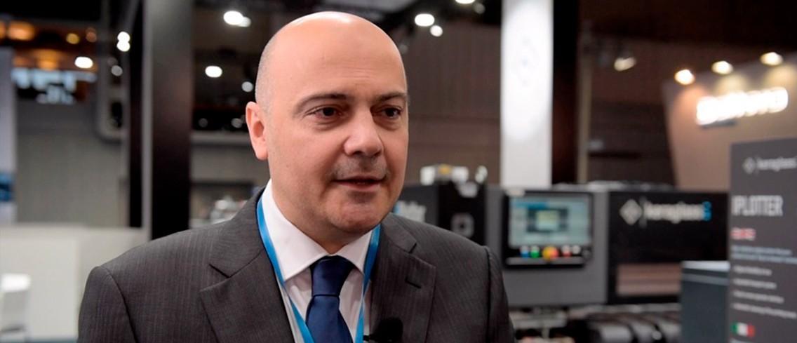 Intervista Glasstec 2018: Corrado Fanti Chairman & CEO pt