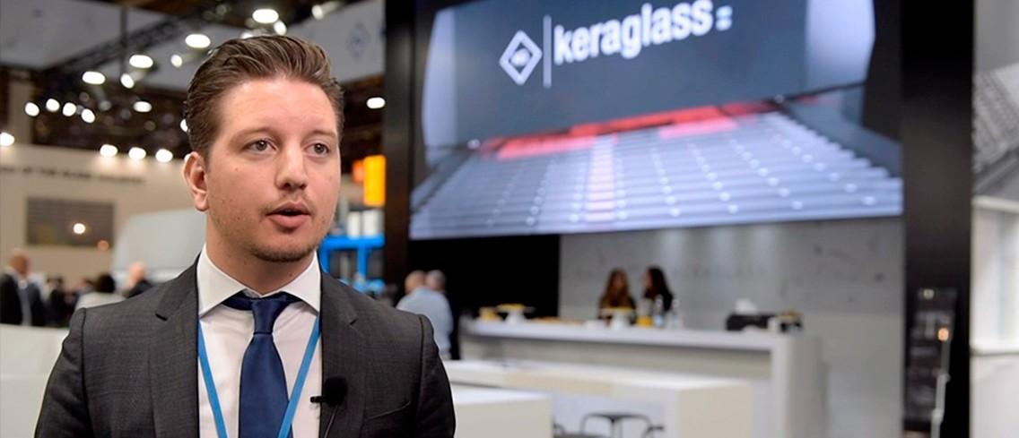 Interview Glasstec 2018: Maicol Spezzani  Executive Director & Sales Coordinator