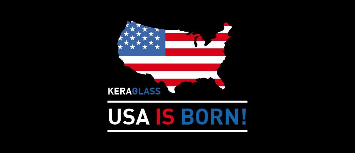 Keraglass USA is born!