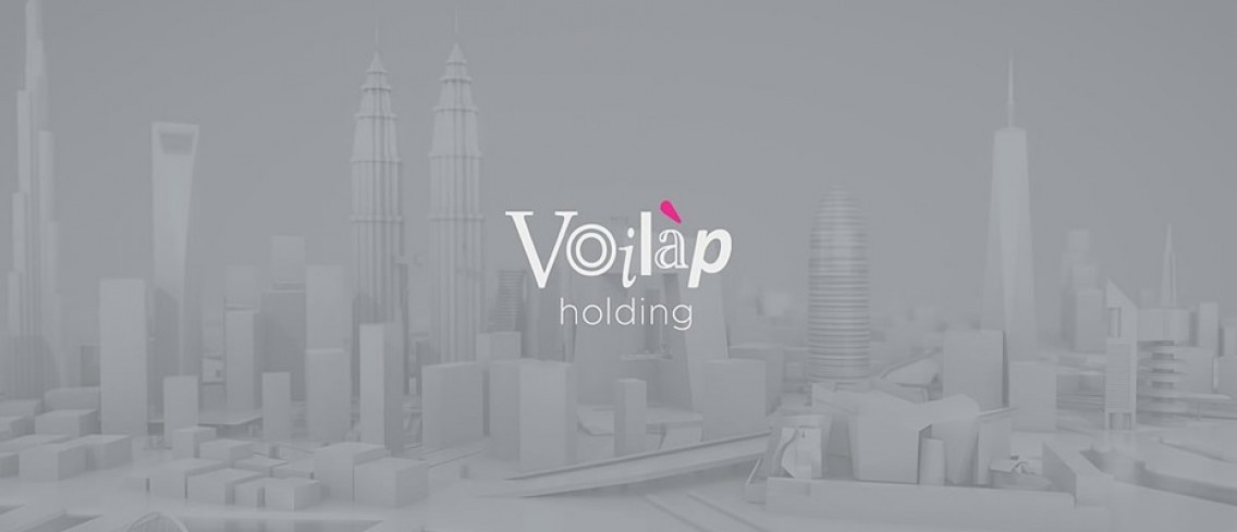 Voilàp holding is born