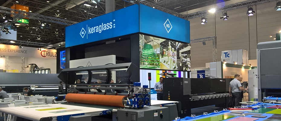 Keraglass Glasstec 2016