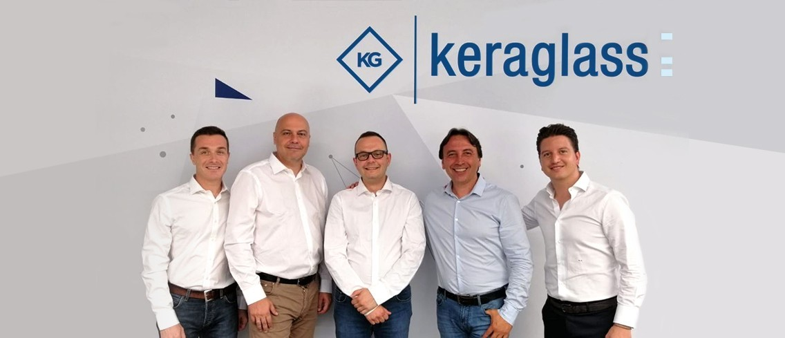 Keraglass USA is born! pt