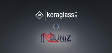 Novo agente no brasil: muniz representações Keraglass