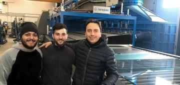 Edil Vetro conquista a região italiana da Campânia