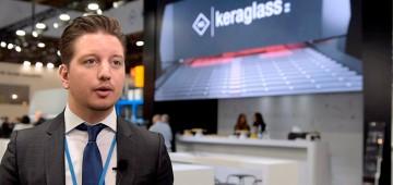 Interview Glasstec 2018: Maicol Spezzani  Executive Director & Sales Coordinator Keraglass