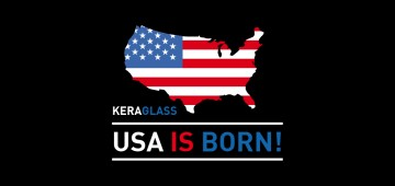 Keraglass USA is born!