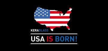 Keraglass USA is born! Keraglass