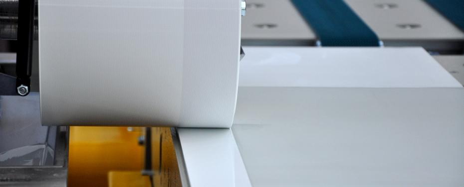 Keraglass Frame Machine