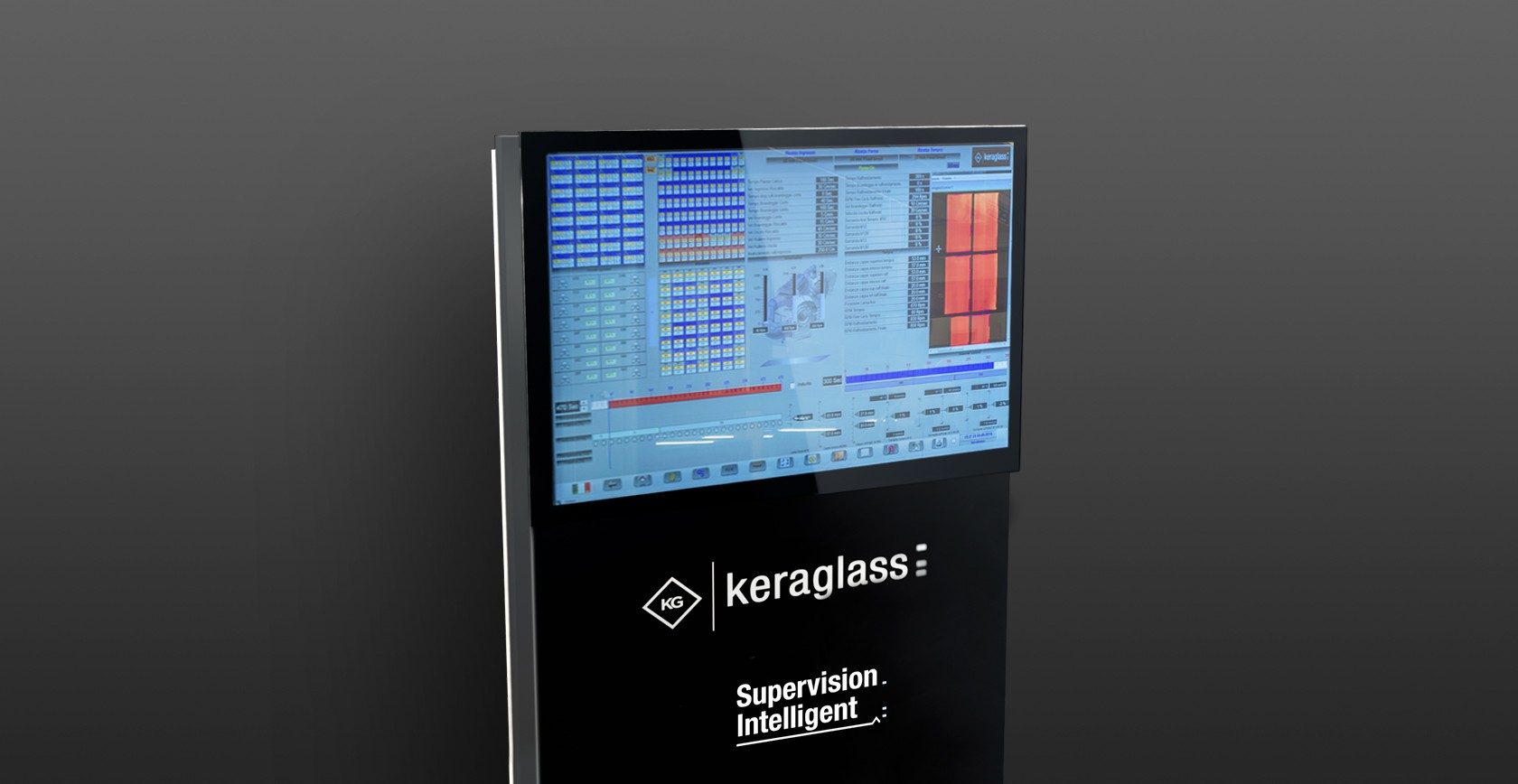 Keraglass Up Supervision